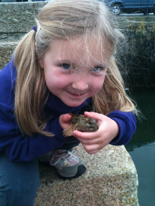 Amelie and Blenny